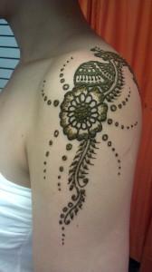 body henna