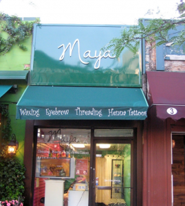 maya salon nyc